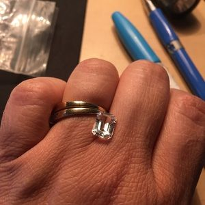 Jewelry - Beautiful CZ diamond